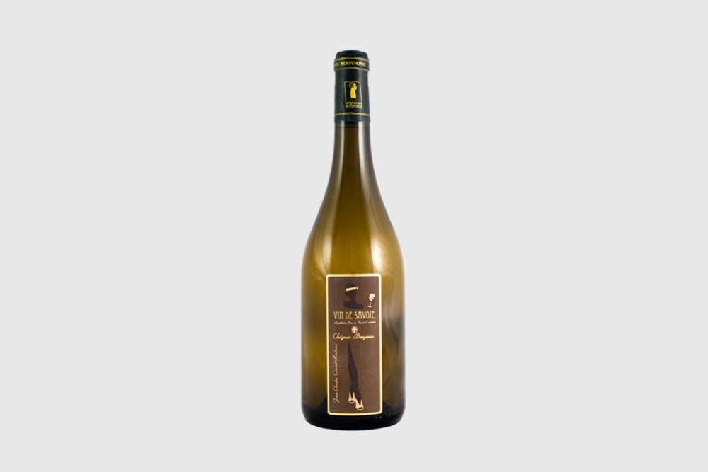 Chignin Bergeron, prince des Chignin, vin de Savoie